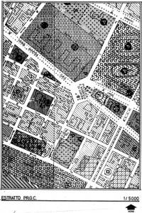 Mappa della Zona del Fila