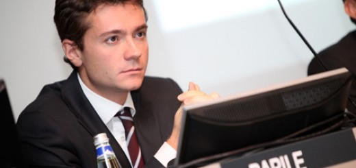 Il responsabile marketing Alberto Barile, portavoce della società nelle decisioni sugli U14.