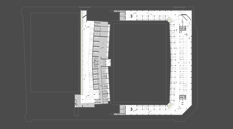 Il progetto vincitore del concorso di idee 2011 i for Progettista del piano interrato